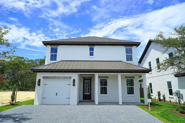41 Carefree Lane, Santa Rosa Beach, FL 32459 (MLS #847993) :: Berkshire Hathaway HomeServices Beach Properties of Florida