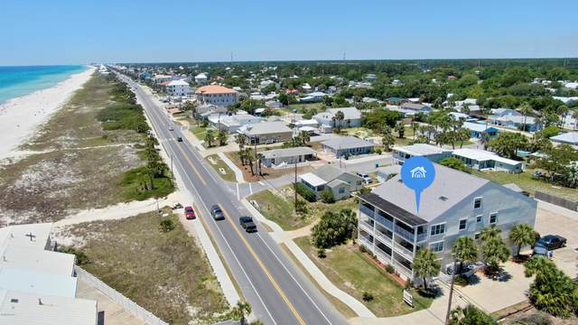 18912 Front Beach Road #301, Panama City Beach, FL 32413 (MLS #848107) :: Back Stage Realty
