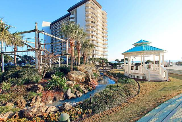 11347 Front Beach Road #307, Panama City Beach, FL 32407 (MLS #848143) :: Back Stage Realty