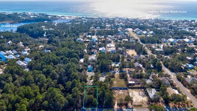 Lot 6 Walnut Street, Santa Rosa Beach, FL 32459 (MLS #848254) :: Coastal Lifestyle Realty Group