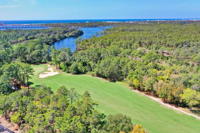1609 Sharks Tooth Trail, Panama City Beach, FL 32413 (MLS #848306) :: Back Stage Realty