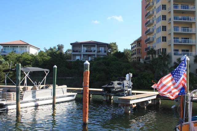 770 Harbor Boulevard D3, Destin, FL 32541 (MLS #848342) :: Berkshire Hathaway HomeServices PenFed Realty