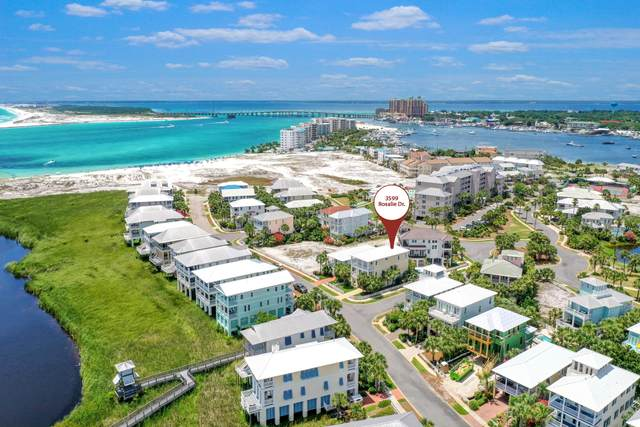 3599 Rosalie Drive, Destin, FL 32541 (MLS #848396) :: Berkshire Hathaway HomeServices Beach Properties of Florida