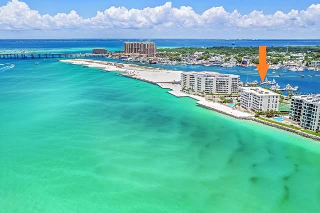 150 Gulf Shore Drive Unit 503, Destin, FL 32541 (MLS #848398) :: Berkshire Hathaway HomeServices PenFed Realty