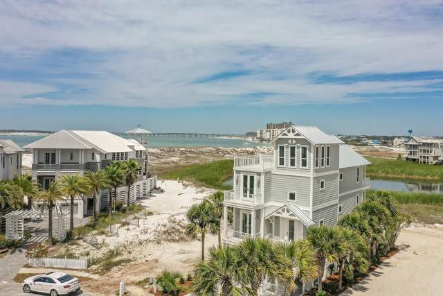 56 Lands End Drive, Destin, FL 32541 (MLS #848412) :: Berkshire Hathaway HomeServices Beach Properties of Florida