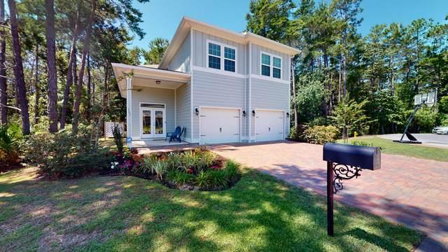 163 Bayou Manor Road, Santa Rosa Beach, FL 32459 (MLS #848445) :: ENGEL & VÖLKERS