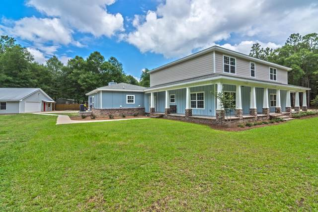 5311 Richard Road, Baker, FL 32531 (MLS #848453) :: Counts Real Estate Group
