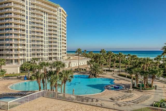 15400 Emerald Coast Parkway Unit 504, Destin, FL 32541 (MLS #848486) :: EXIT Sands Realty