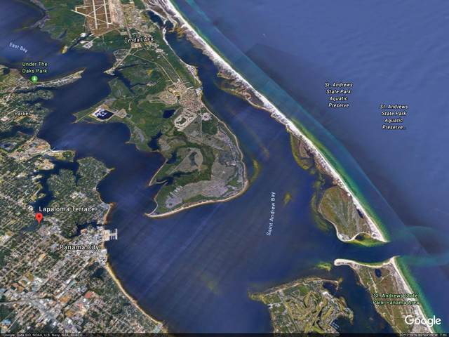Lot 1 La Paloma Terrace, Panama City, FL 32401 (MLS #848529) :: EXIT Sands Realty