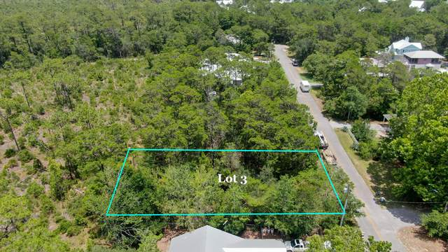 Lot 3 Woodland Drive, Santa Rosa Beach, FL 32459 (MLS #848532) :: Coastal Lifestyle Realty Group
