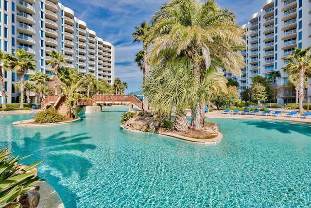 4203 Indian Bayou Trail Unit 1114, Destin, FL 32541 (MLS #848537) :: Coastal Luxury