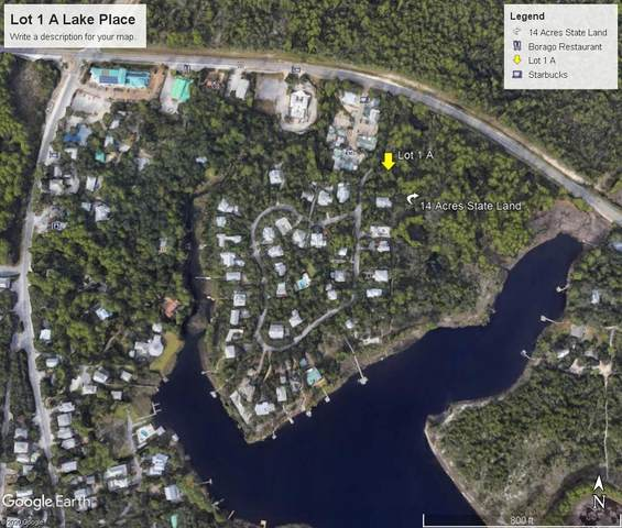 LOT 1 A Wilderness Way, Santa Rosa Beach, FL 32459 (MLS #848576) :: Engel & Voelkers - 30A Beaches