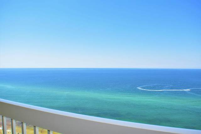 17757 Front Beach Road Unit 2008B, Panama City Beach, FL 32413 (MLS #848647) :: ResortQuest Real Estate