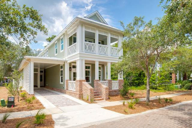 49 Talquin, Santa Rosa Beach, FL 32459 (MLS #848670) :: Engel & Voelkers - 30A Beaches