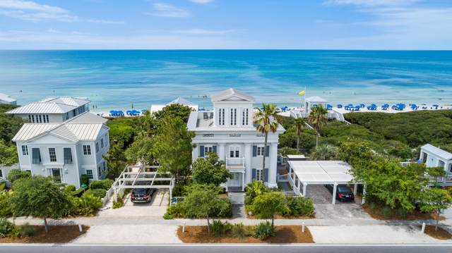 2410 E Co Highway 30-A, Santa Rosa Beach, FL 32459 (MLS #848708) :: Luxury Properties on 30A