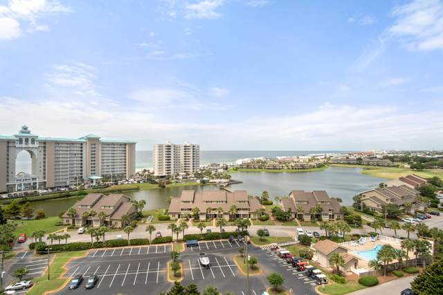 122 Seascape Boulevard #1103, Miramar Beach, FL 32550 (MLS #848801) :: 30A Escapes Realty