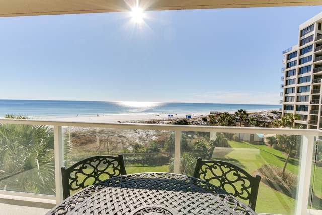 4238 Beachside 2 #238, Miramar Beach, FL 32550 (MLS #848805) :: Berkshire Hathaway HomeServices Beach Properties of Florida