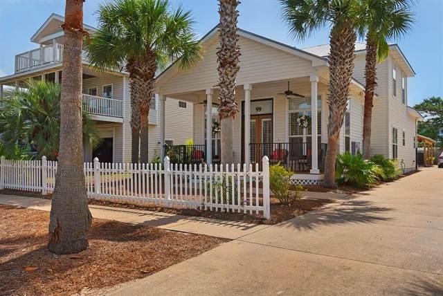 99 Shirah Street, Destin, FL 32541 (MLS #848845) :: Engel & Voelkers - 30A Beaches