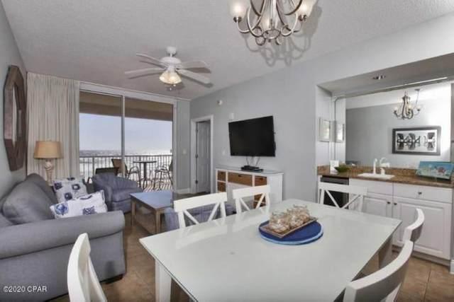 10811 Front Beach Road Unit 205, Panama City Beach, FL 32407 (MLS #848866) :: Briar Patch Realty