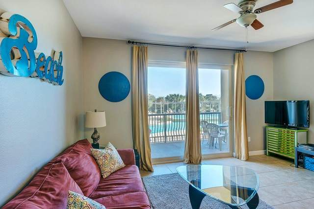 548 Sandy Cay Drive Unit 206, Miramar Beach, FL 32550 (MLS #849006) :: Back Stage Realty