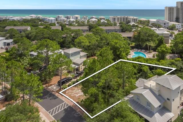 Lot 9 Blk B Cassine Village, Santa Rosa Beach, FL 32459 (MLS #849043) :: Berkshire Hathaway HomeServices Beach Properties of Florida