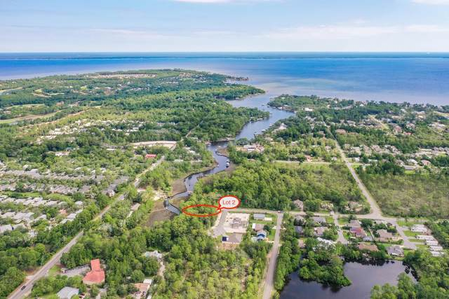 Lot 2 Mack Bayou Circle, Santa Rosa Beach, FL 32459 (MLS #849071) :: Berkshire Hathaway HomeServices PenFed Realty