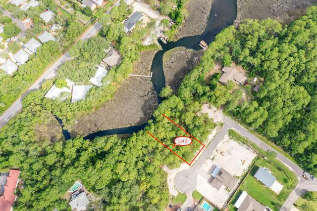 Lot 3 Mack Bayou Circle, Santa Rosa Beach, FL 32459 (MLS #849073) :: Berkshire Hathaway HomeServices Beach Properties of Florida
