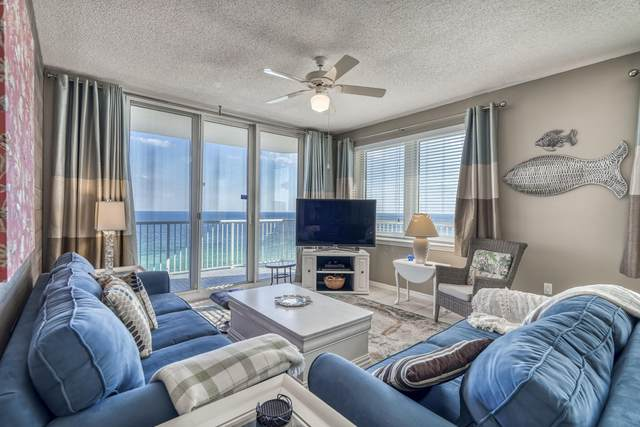 8575 Gulf Boulevard Unit 1404, Navarre, FL 32566 (MLS #849095) :: Berkshire Hathaway HomeServices PenFed Realty