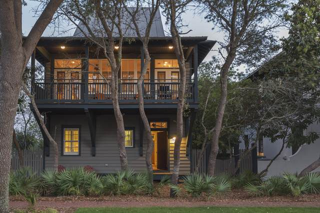 25 Saint Georges Lane, Inlet Beach, FL 32461 (MLS #849108) :: Berkshire Hathaway HomeServices PenFed Realty