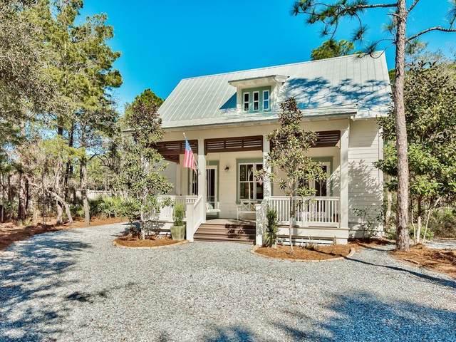 16 Bosk Lane, Santa Rosa Beach, FL 32459 (MLS #849112) :: Somers & Company