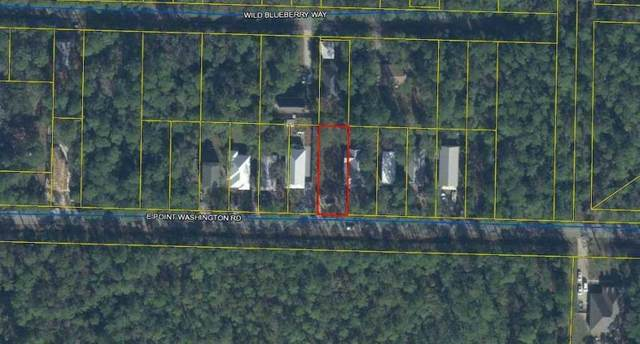 Lot 28 E Point Washington Road, Santa Rosa Beach, FL 32459 (MLS #849148) :: Berkshire Hathaway HomeServices Beach Properties of Florida
