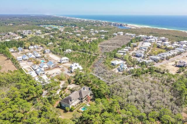 Lot 25B Cypress Ridge, Santa Rosa Beach, FL 32459 (MLS #849153) :: Scenic Sotheby's International Realty