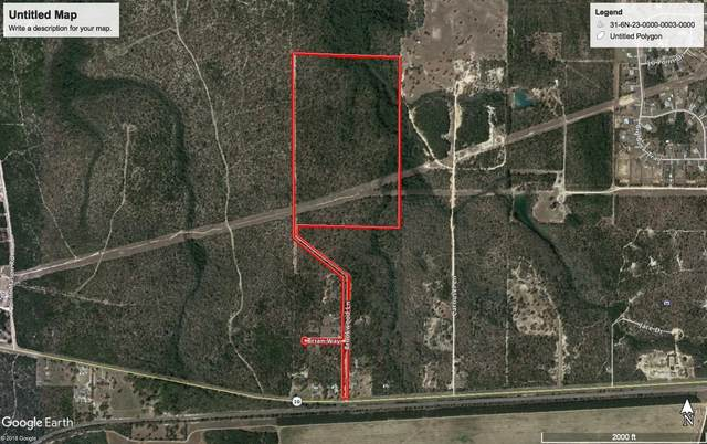 65.46 AC Brookwood Lane, Crestview, FL 32539 (MLS #849170) :: Classic Luxury Real Estate, LLC