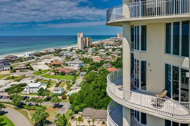 One Beach Club Drive Ph 1, Miramar Beach, FL 32550 (MLS #849189) :: Coastal Luxury