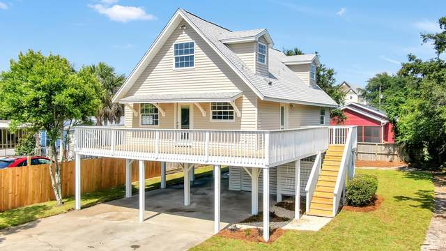 310 Palm Drive, Panama City Beach, FL 32413 (MLS #849282) :: The Premier Property Group