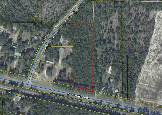 2.2 ac. Hwy. 90 W., Defuniak Springs, FL 32433 (MLS #849311) :: Counts Real Estate Group