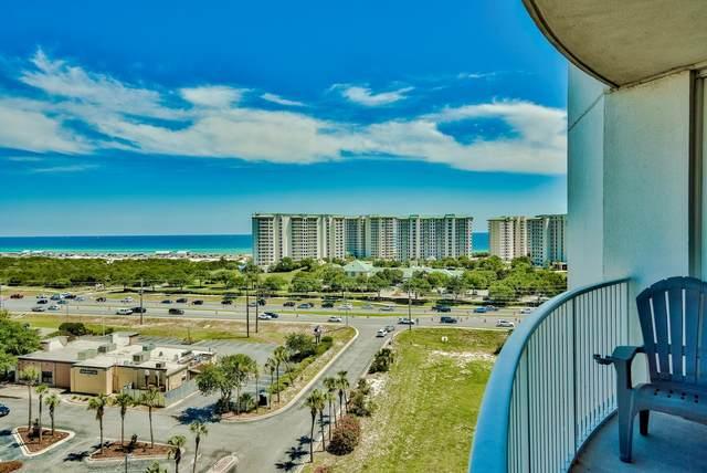 4203 Indian Bayou Trail Unit 11016, Destin, FL 32541 (MLS #849321) :: Coastal Lifestyle Realty Group
