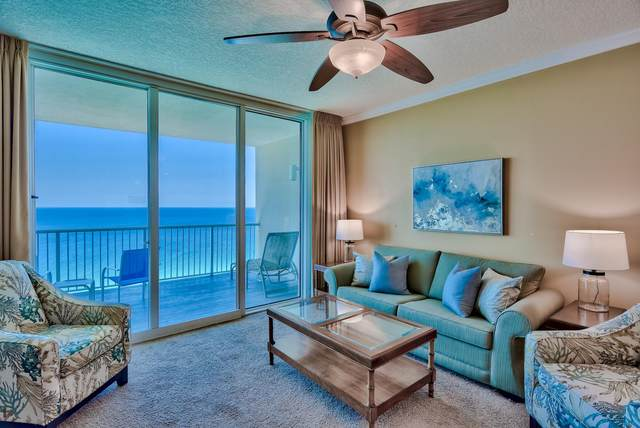 17281 Front Beach Road Unit 1606, Panama City Beach, FL 32413 (MLS #849341) :: The Premier Property Group