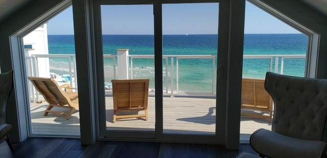21815 Front Beach Road, Panama City Beach, FL 32413 (MLS #849368) :: Counts Real Estate Group