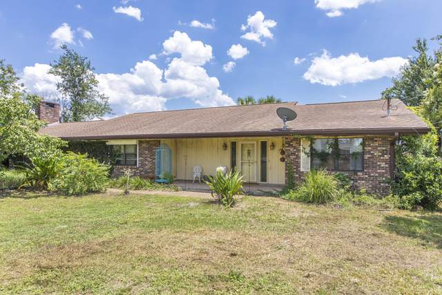 313 W Baldwin Road, Panama City, FL 32405 (MLS #849393) :: Corcoran Reverie