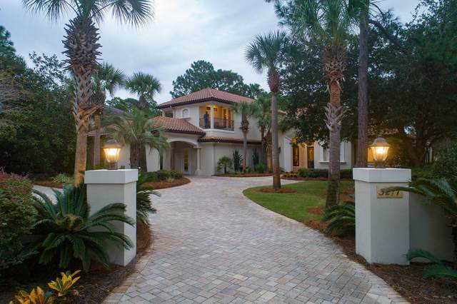 3277 Burnt Pine Circle, Miramar Beach, FL 32550 (MLS #849460) :: Berkshire Hathaway HomeServices Beach Properties of Florida