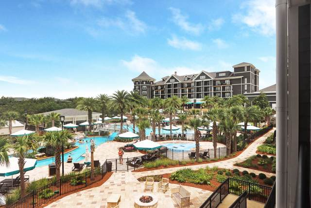 100 Matthew Boulevard #210, Destin, FL 32541 (MLS #849490) :: Coastal Luxury