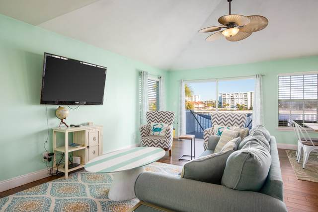 705 Gulf Shore Drive Unit 102, Destin, FL 32541 (MLS #849500) :: Berkshire Hathaway HomeServices Beach Properties of Florida
