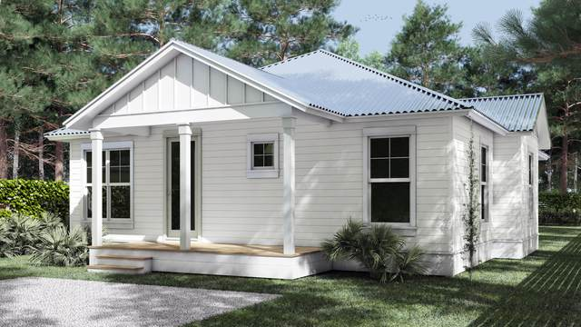 LOT 14 BLK Wild Blueberry Way, Santa Rosa Beach, FL 32459 (MLS #849505) :: Vacasa Real Estate