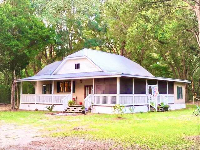 126 Mchenry Road, Defuniak Springs, FL 32433 (MLS #849589) :: ResortQuest Real Estate