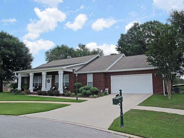 2925 Chantey Street, Crestview, FL 32539 (MLS #849601) :: Classic Luxury Real Estate, LLC