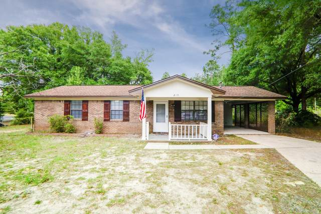 215 Aza Place, Crestview, FL 32539 (MLS #849615) :: Scenic Sotheby's International Realty