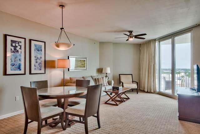 4203 Indian Bayou Trail Unit 1708, Destin, FL 32541 (MLS #849653) :: Coastal Luxury