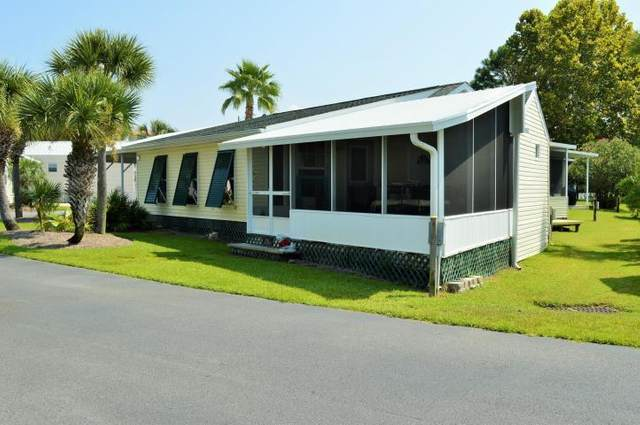 1219 Thomas Dr. #130, Panama City Beach, FL 32408 (MLS #849660) :: Berkshire Hathaway HomeServices PenFed Realty