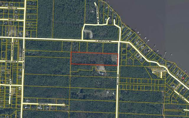 Lot Nellie Dr., Santa Rosa Beach, FL 32459 (MLS #849713) :: Berkshire Hathaway HomeServices Beach Properties of Florida